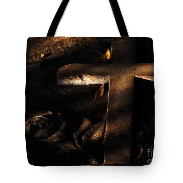 Loving Rosa Tote Bag