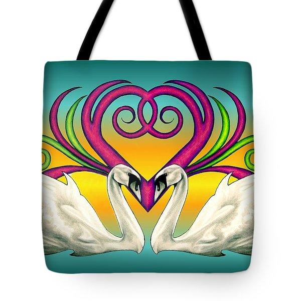 Loving Souls Tote Bag