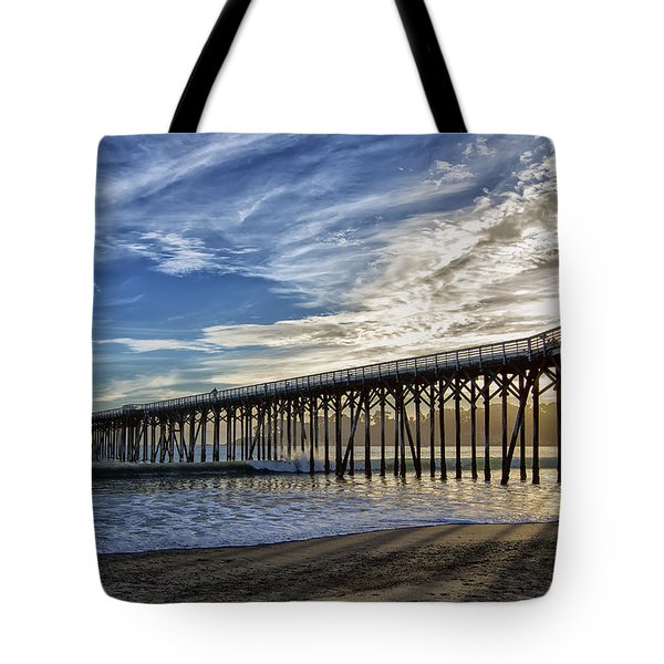 Loving The View Tote Bag
