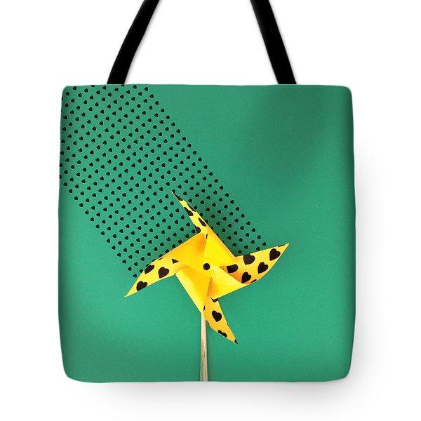 Loving Wind Tote Bag