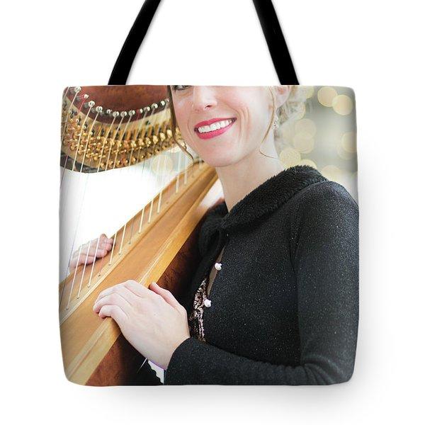 Low-angle Portrait Tote Bag