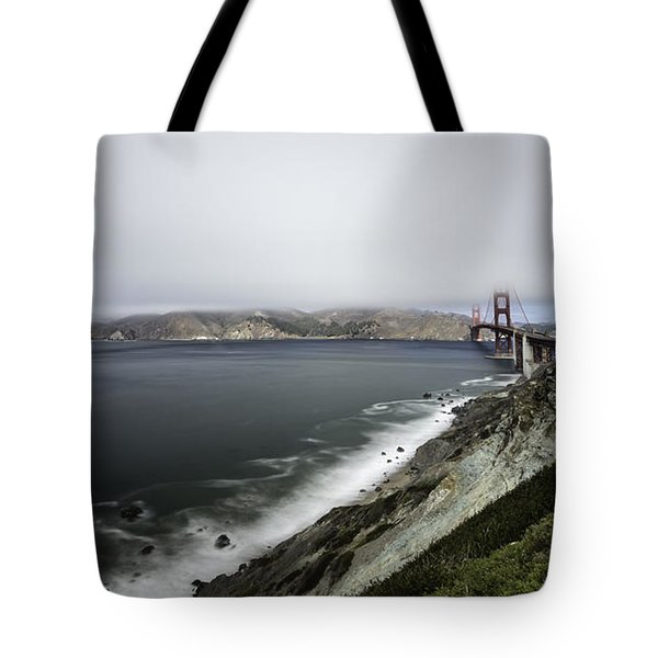 Low Cloud Tote Bag