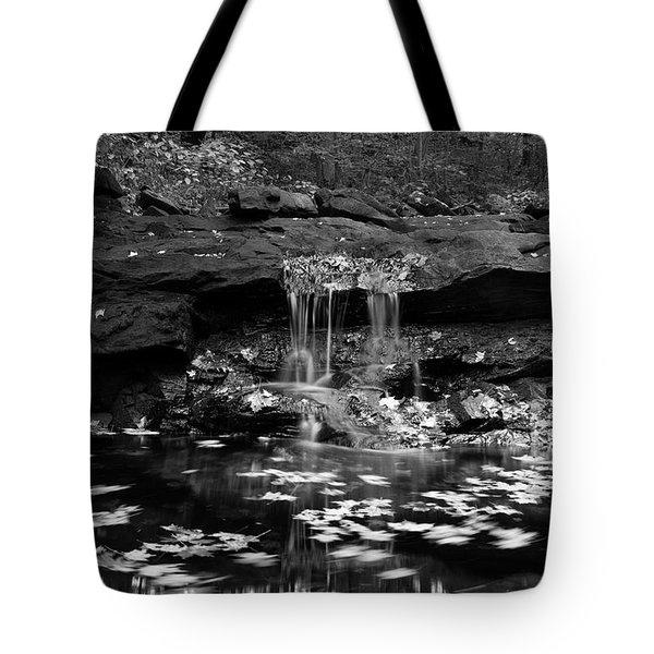 Low Falls Tote Bag by Jeff Severson