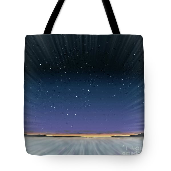 Low Flying Tote Bag