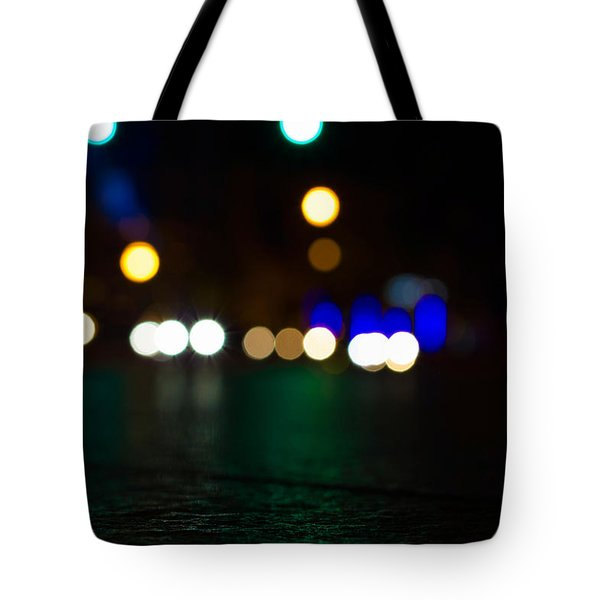 Low Profile Tote Bag