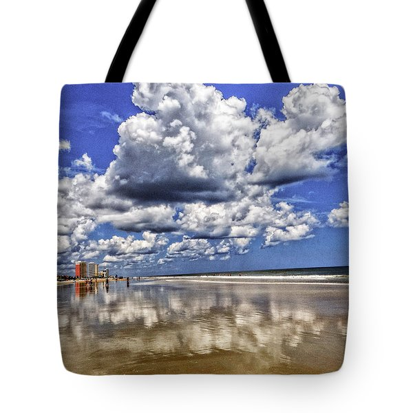 Low Tide Tote Bag