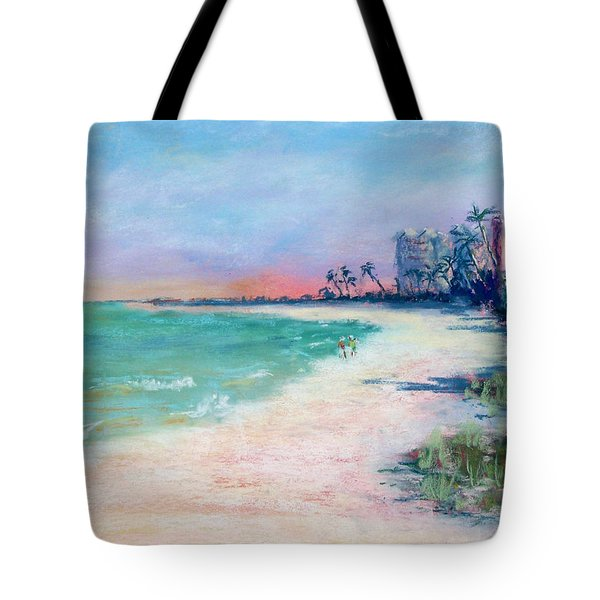Lowdermilk Park North Tote Bag by Laurie Paci
