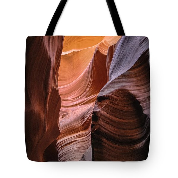 Lower Antelope Canyon Navajo Tribal Park #1 Tote Bag