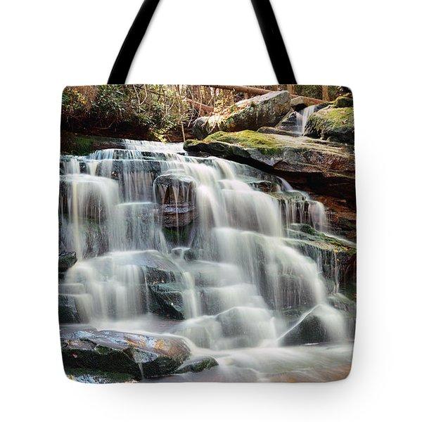 Lower Elakala Tote Bag