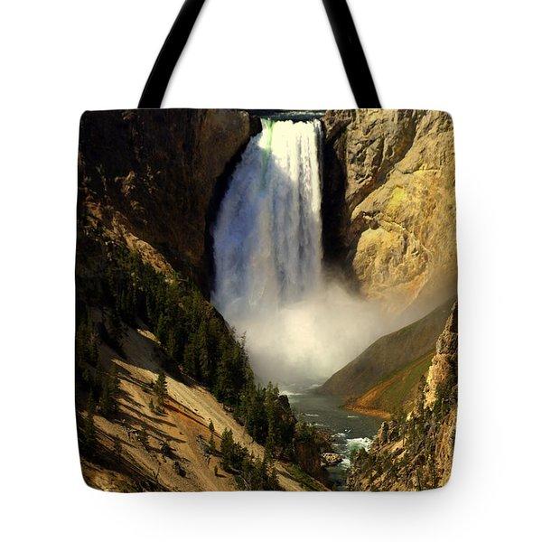 Lower Falls 2 Tote Bag