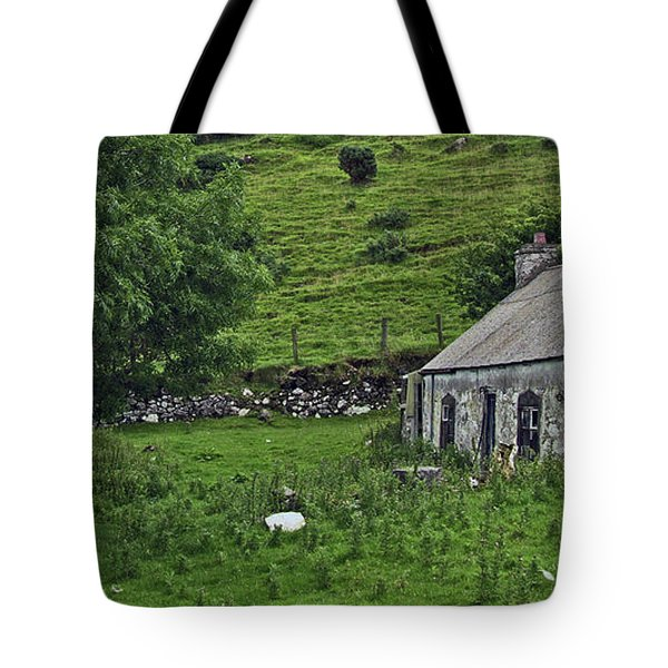 Tote Bag featuring the photograph Lower Galboly by Colin Clarke