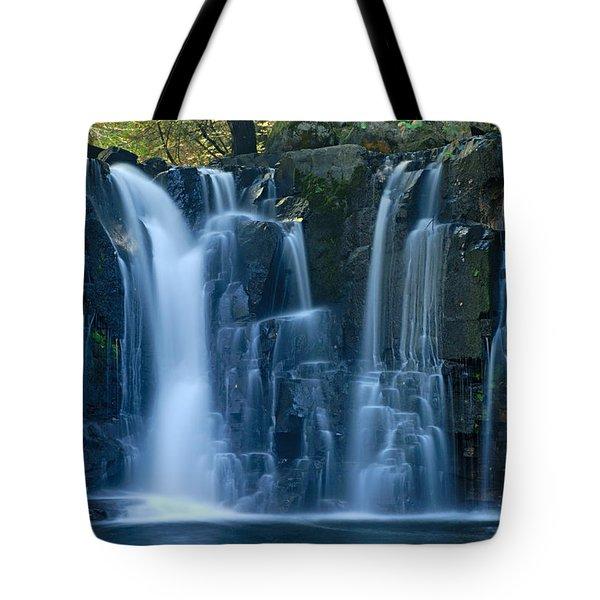 Lower Johnson Falls 2 Tote Bag