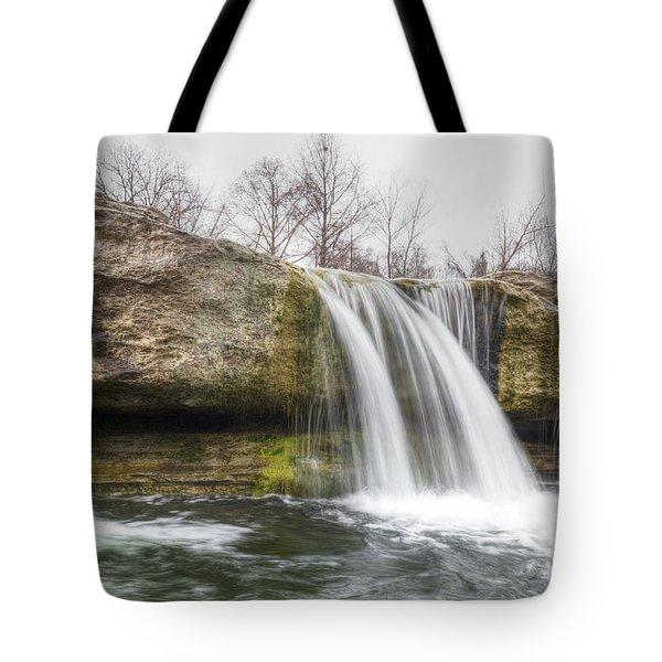 Lower Mckinney Falls Tote Bag