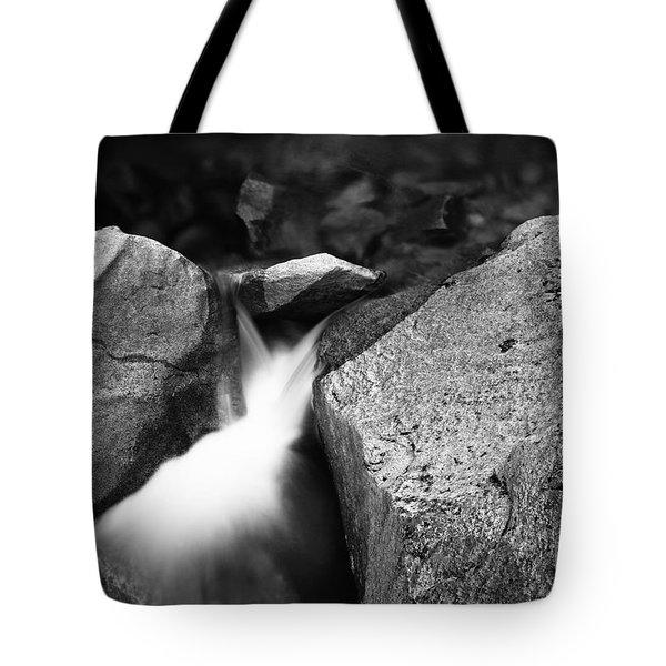 Lower Vernal Stream Tote Bag