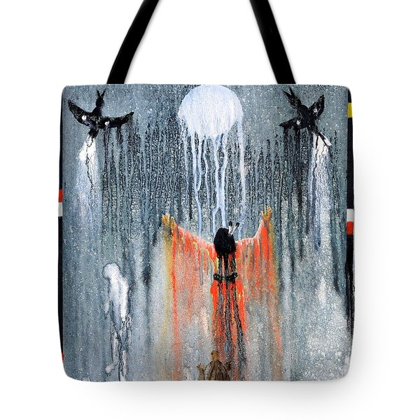Lozen Tote Bag by Patrick Trotter