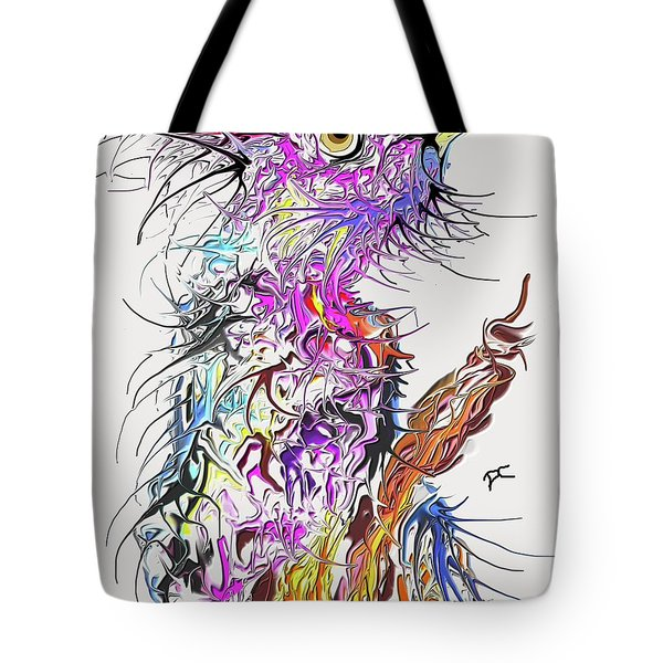Lsd Bird 2 Tote Bag