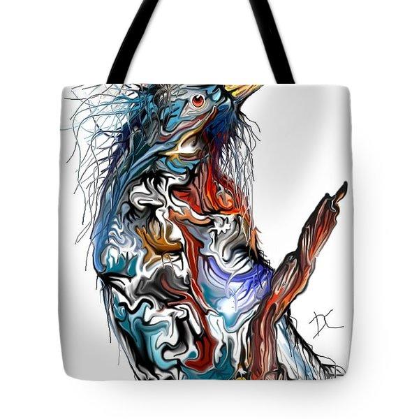 Lsd Bird Tote Bag