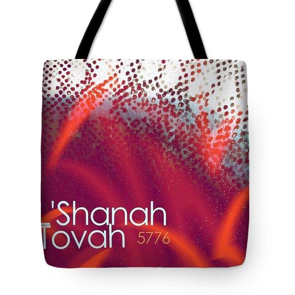 L'shanah Tovah 1 Tote Bag