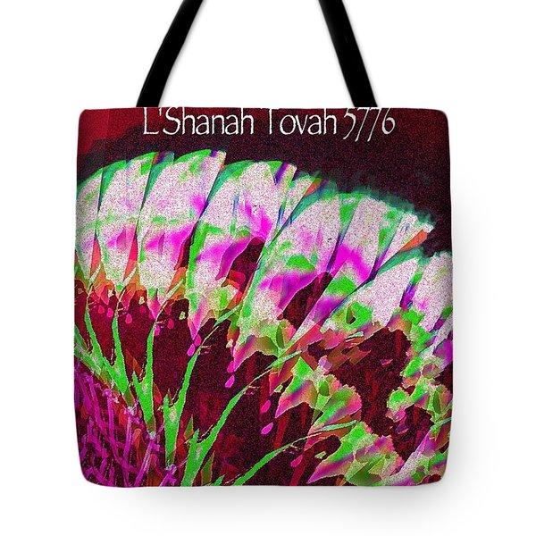 L'shanah Tovah Tote Bag
