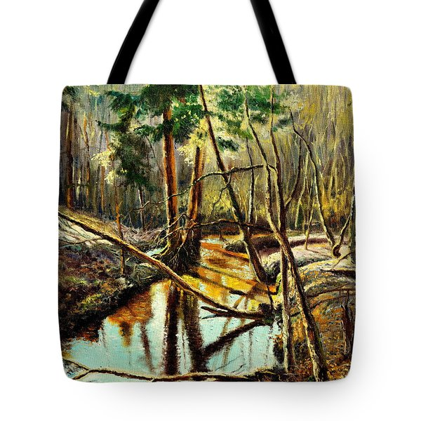 Lubianka-1- River Tote Bag