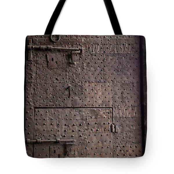 Lucca Portal Tote Bag