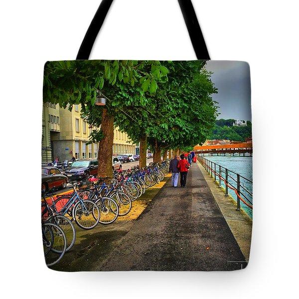 Lucern Stroll Tote Bag