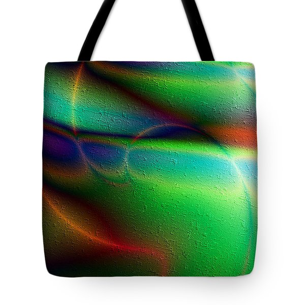 Luces Coloridas Tote Bag