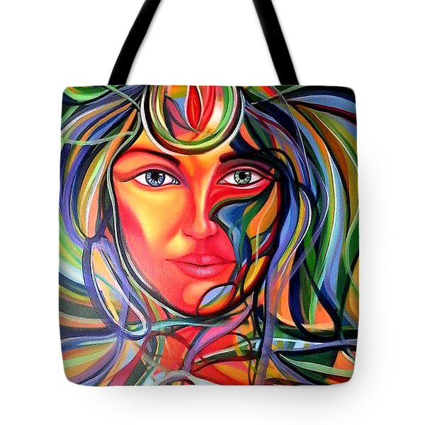 Luces Tote Bag