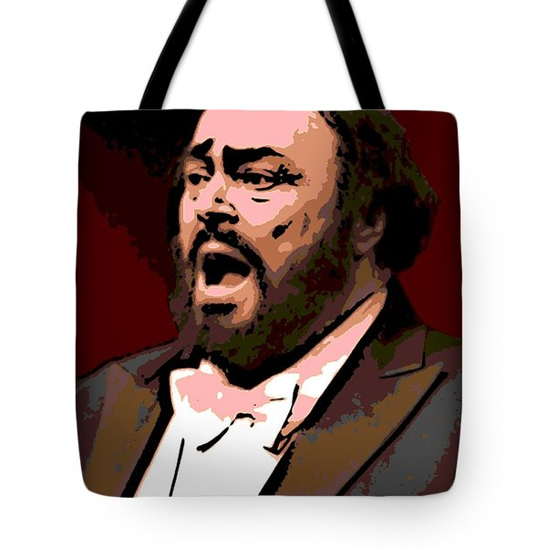 Luciano Tote Bag