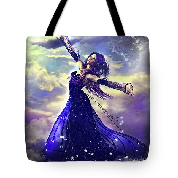 Lucid Dream Tote Bag