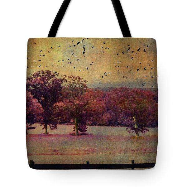 Lucid Ehereal Dream Tote Bag