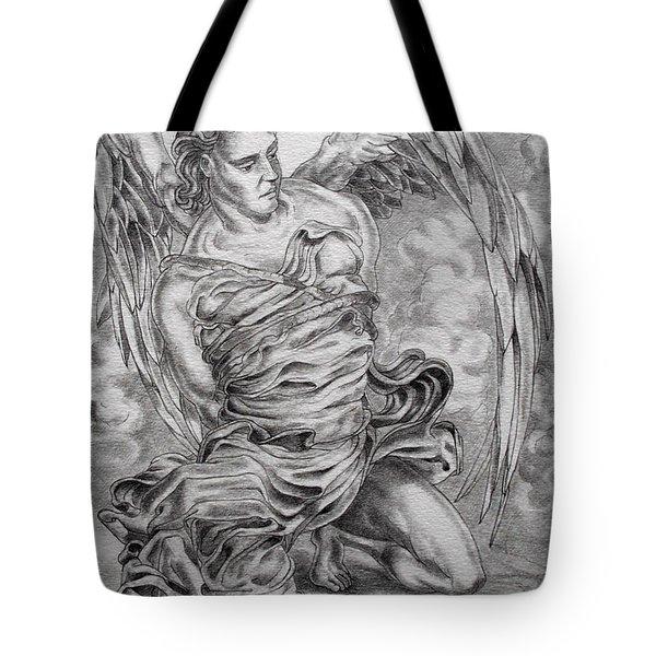 Lucifer Bound Tote Bag