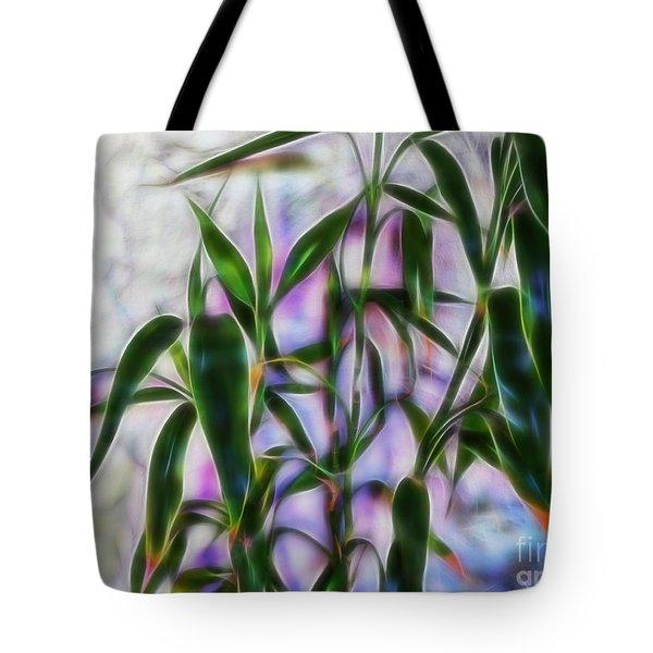 Lucky Bamboo Tote Bag