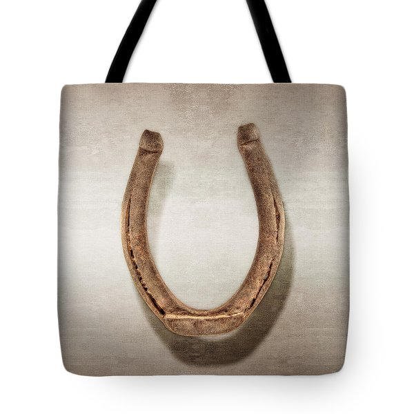 Lucky Horseshoe Tote Bag