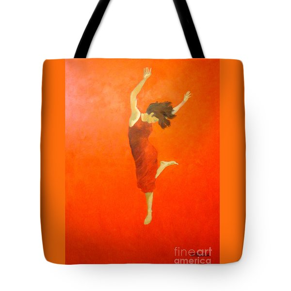 Lucky Impression Tote Bag