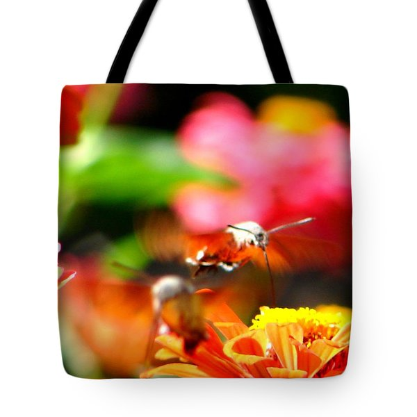Tote Bag featuring the photograph Lucky Shot by Ana Maria Edulescu