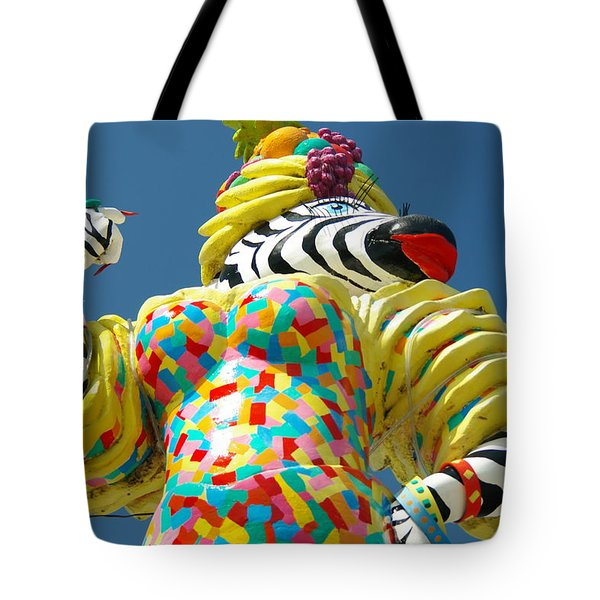 Tote Bag featuring the photograph Lucy by Gregg Cestaro