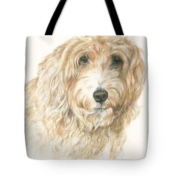 Lucy Tote Bag by Meagan  Visser