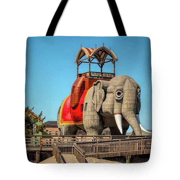 Tote Bag featuring the photograph Lucy On The Beach by Kristia Adams