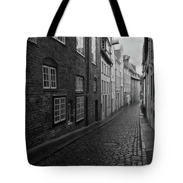 Luebeck Rainy Summer Tote Bag