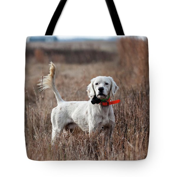 Tote Bag featuring the photograph Luke - D010076 by Daniel Dempster