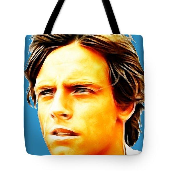Luke Tote Bag by Paul Van Scott
