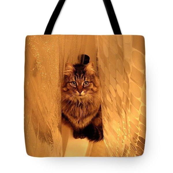 Lulu Tote Bag by George I Perez