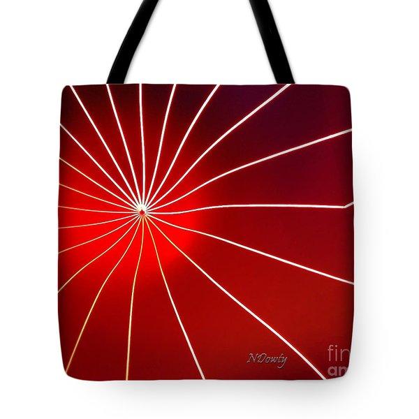 Luminarium Tote Bag