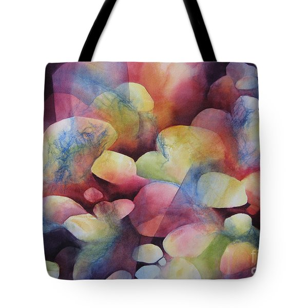 Luminosity Tote Bag by Deborah Ronglien
