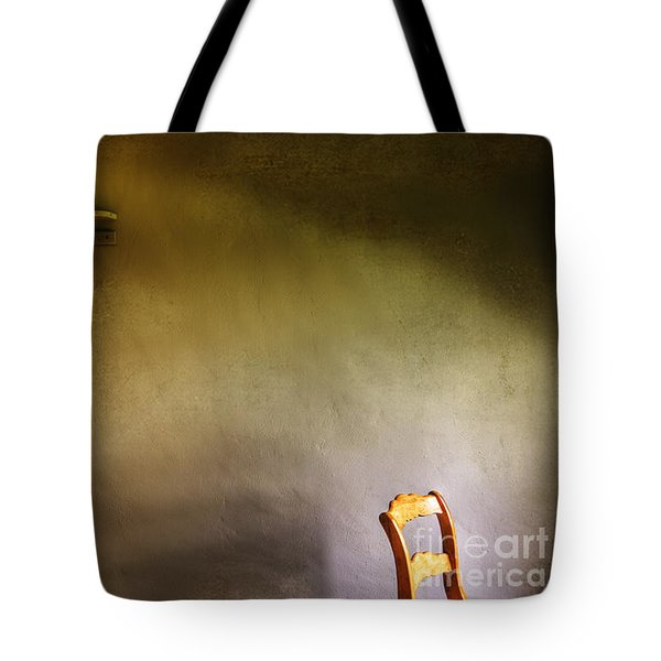 Luminous Chair Tote Bag