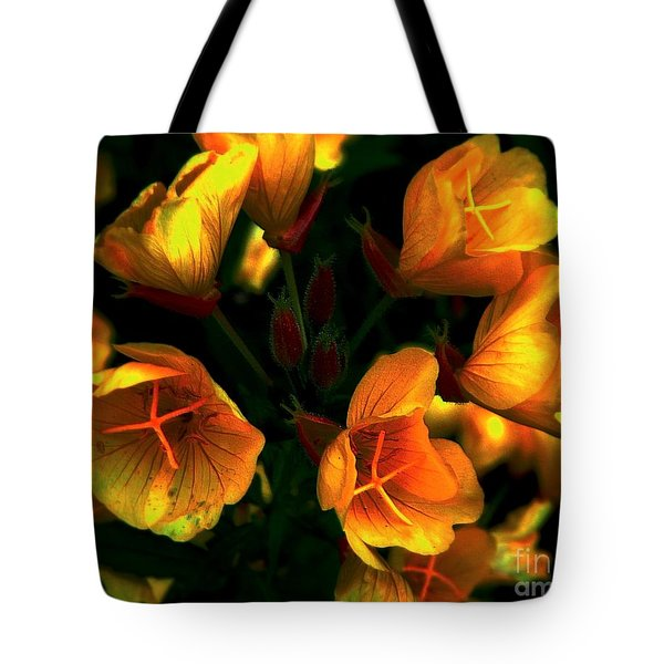 Luminous Tote Bag by Elfriede Fulda