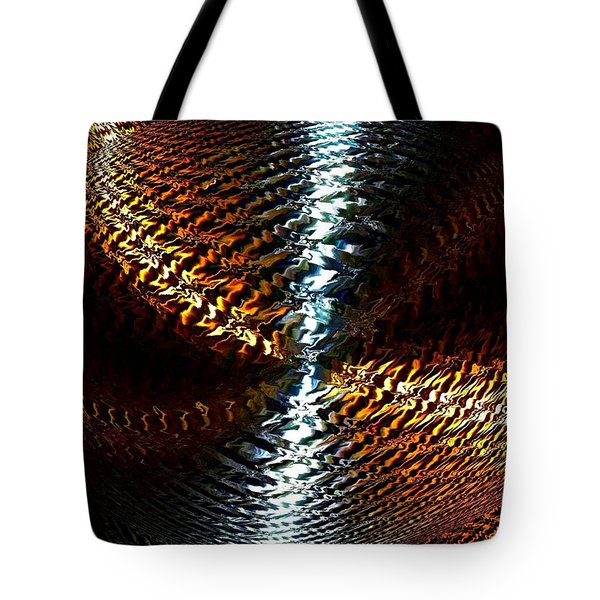 Luminous Energy 10 Tote Bag by Will Borden