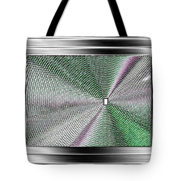 Luminous Energy 13 Tote Bag by Will Borden
