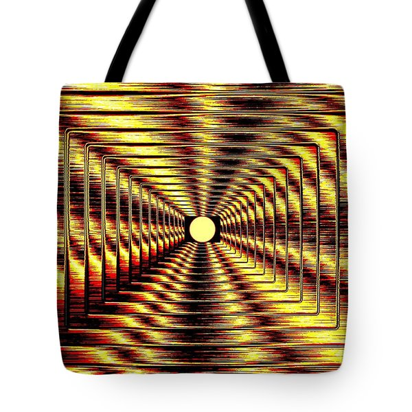 Luminous Energy 2 Tote Bag by Will Borden